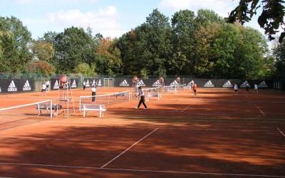 Tennisfreiluftsaison 2016