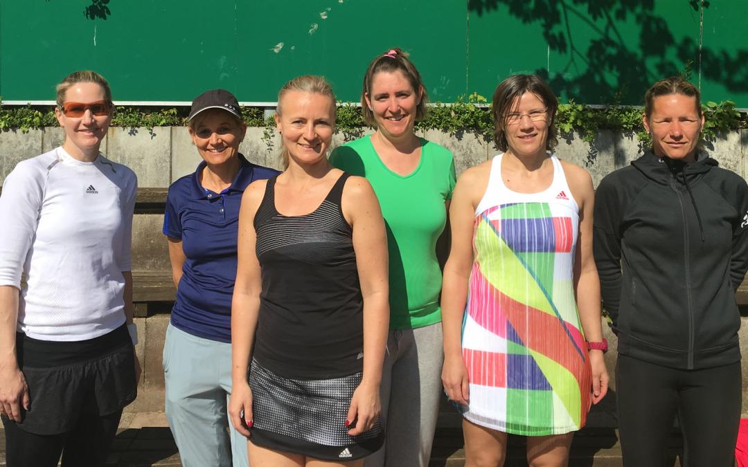 Damen 30 (I) Landesliga Saison 2016