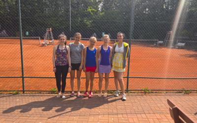 Damen (II) Auftakt Sommersaison 2016