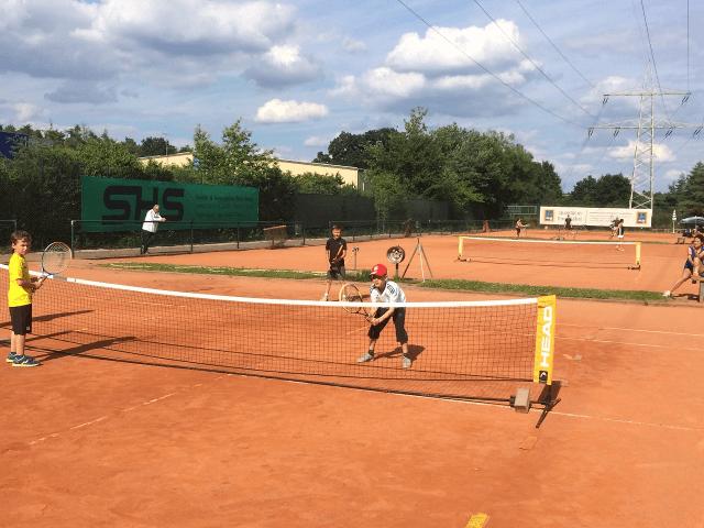 U8 im Kleinfeld vs. TSV Wolkersdorf