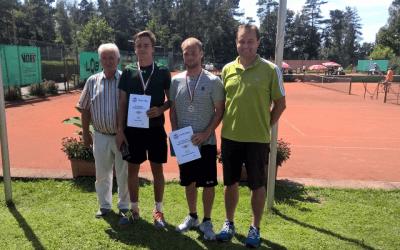 Fabian Wöhrl gewinnt B-Bezirksmeisterschaften