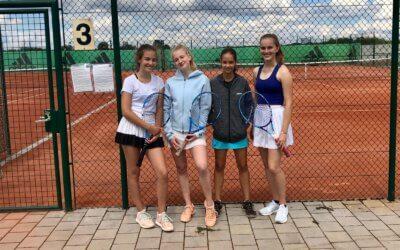 4. Spieltag Juniorinnen ll