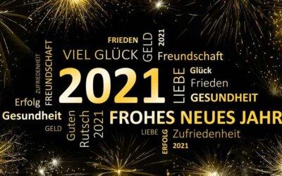 Ein gesundes neues Jahr – Happy New Year