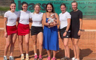 Damenmannschaften des TC 66 Herzogenaurach sind Spitze